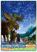 Holiday Lights Christmas Cards