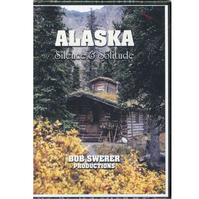 Alaska Silence & Solitude Dvd
