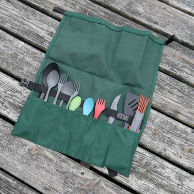 Boundary Waters Catalog Utensil Roll Up