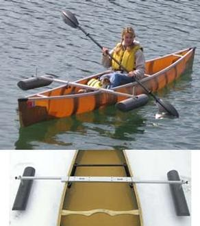 Canoe Ethafoam Floats