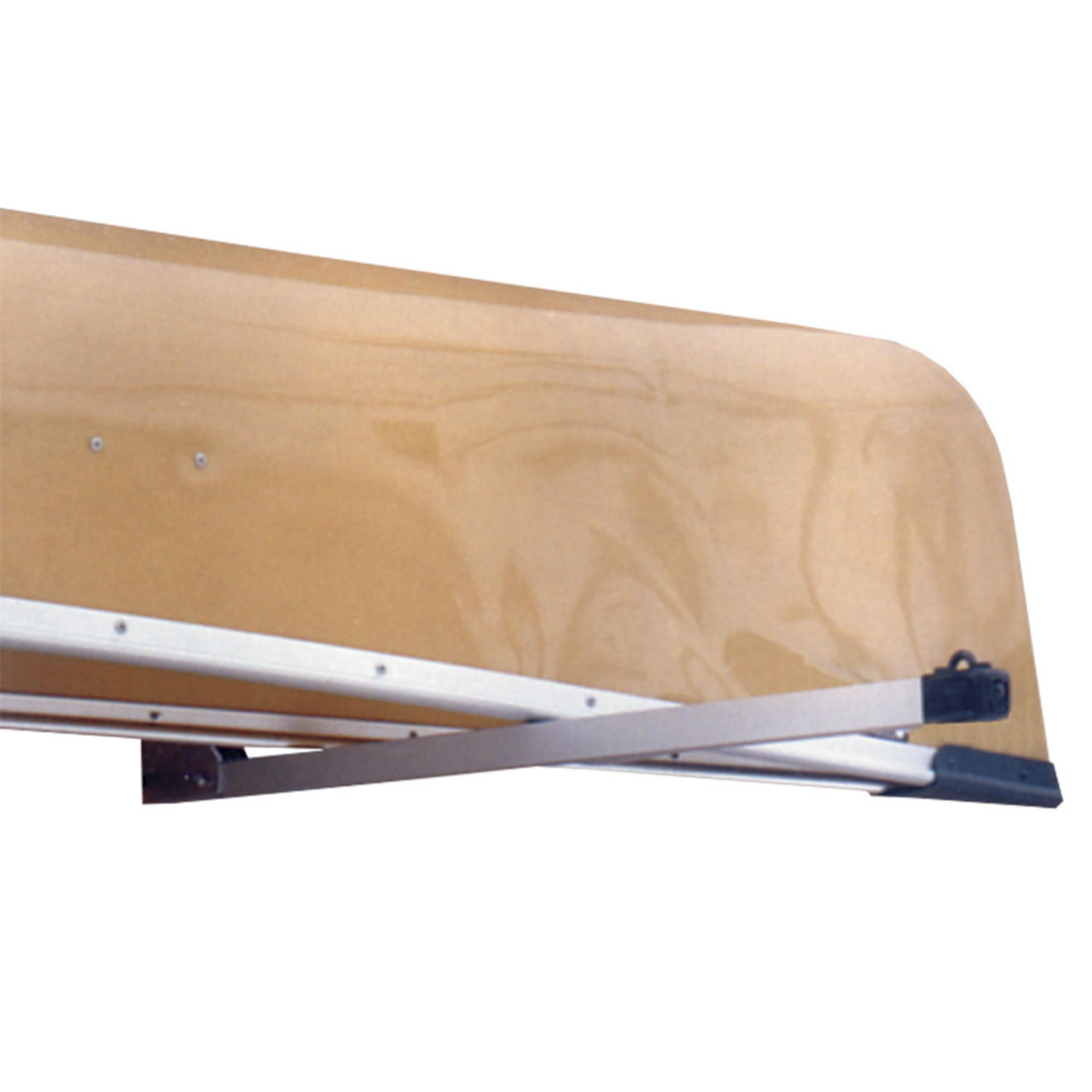 Kayak Wall Mount >> Canoe Storage Rack, Wall Storage For Canoe | Boundary Waters Catalog