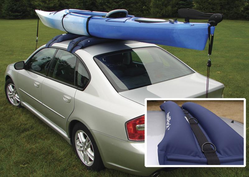 Handirack Inflatable Canoe Amp Kayak Vehicle Rack