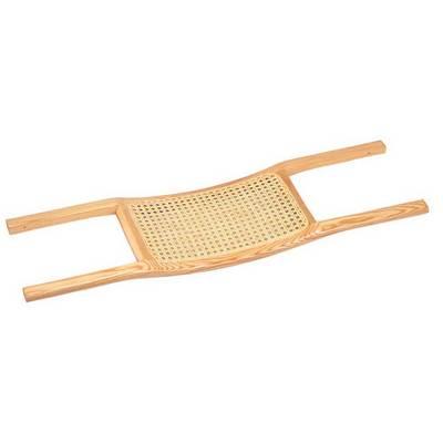 Contoured Ash & Cane 32 ' Canoe Seat
