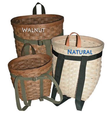 Ashpack Basket Natural Xl