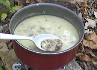 Cream Of Wild Rice Soup 2 Serve