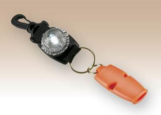 Guardian Led Light And Whistle