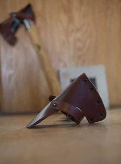 Double Bit Axe Sheath One