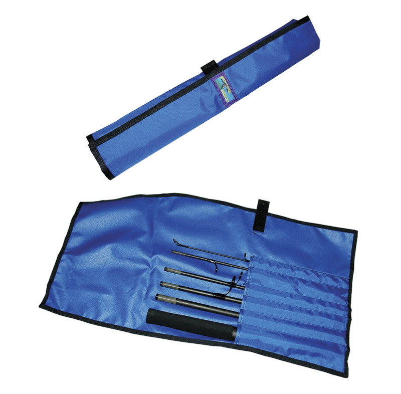 Boundary waters catalog travel pack rod case for Fishing pole travel case