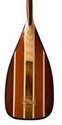 A Series Bent Shaft Paddle