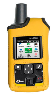 Inreach Se Satellite Communicator Protective And Flotation Case