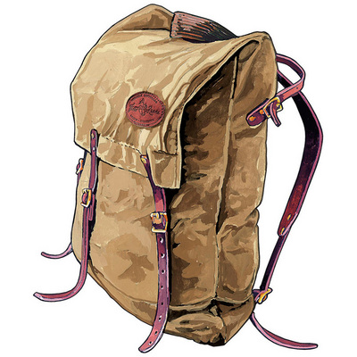 Old No.3 Portage Pack