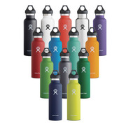 Standard Mouth Insulated Water Bottle 21 Oz