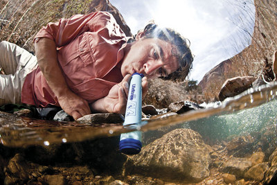 Lifestraw Personal Microfilter