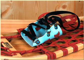 Iverson Standard A Snowshoe Binding