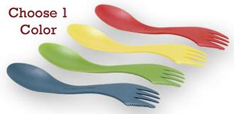 Spork Assorted Colors