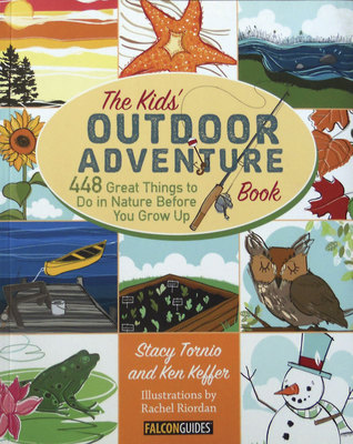 The Kids ' Outdoor Adventure Book