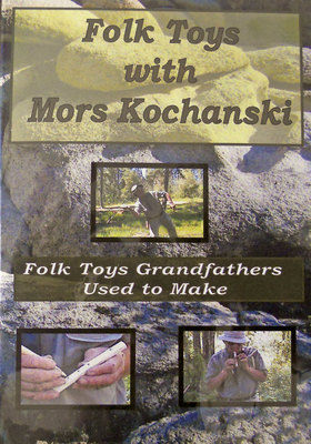 Mors Kochanski Folk Toys Dvd