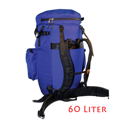 Quad Pocket Barrel Pack 60l