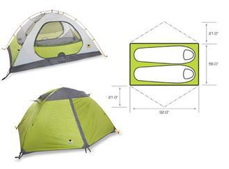 Morrison 2 P Tent