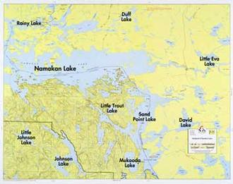 Fisher Maps F22 Sandpoint