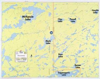 Fisher Maps F26 Mckenzie