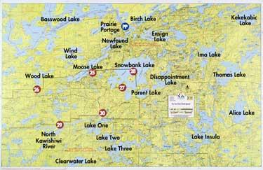 Fisher Maps F31 | Boundary Waters Catalog on map of mn lakes, map of ely lakes, map of minnesota lakes, map of eastern united states lakes, map of gunflint trail lakes,