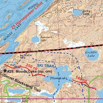 Mckenzie Maps M09 Moose