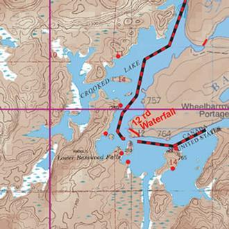 Mckenzie Maps M11 Jackfis