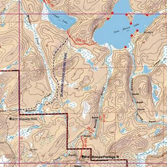 Mckenzie Maps M12