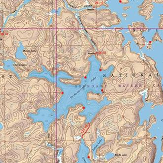 Mckenzie Maps M13