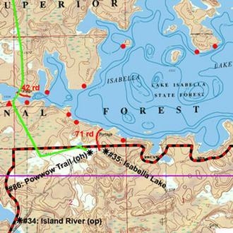 Mckenzie Maps M19
