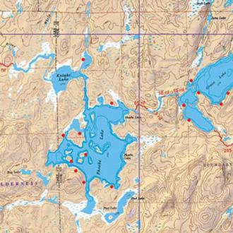 Mckenzie Maps M20