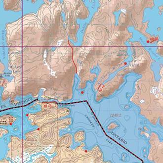 Mckenzie Maps M29