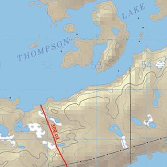 Mckenzie Maps M32