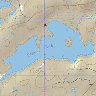 Mckenzie Maps M33