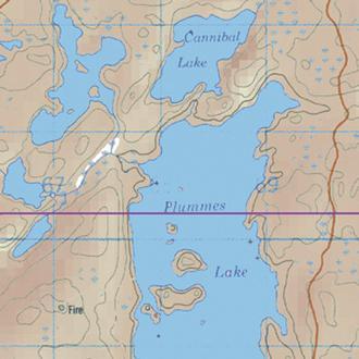 Mckenzie Maps M39 Tit-