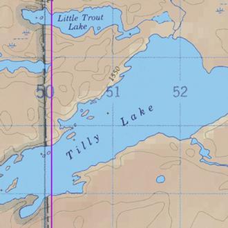Mckenzie Maps M41