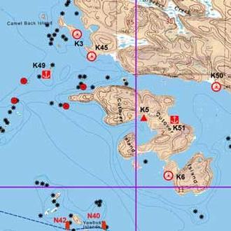 Mckenzie Maps K1 Voyageur