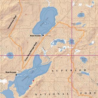 Mckenzie Maps M204