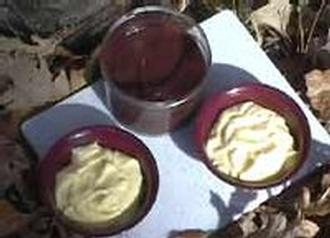 Cache Lake Chocolate Pudding