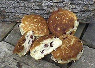 Cache Fry Pan Scones