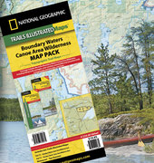 BWCA Map Bundle East West