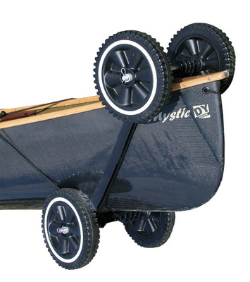 Four Wheel Canoe Cart