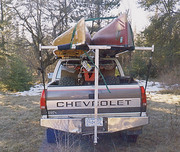 The Spring Creek Hitch Rack