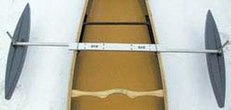 Canoe Hydrodynamic Floats