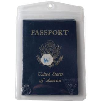 Dry Doc Passport Case