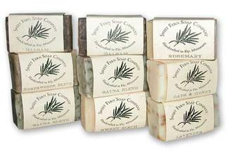 Sweet Fern 3 Pack Soaps