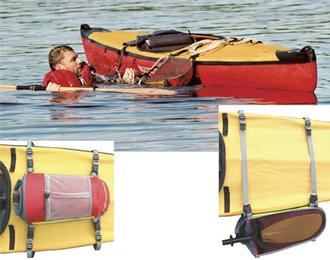 Paddle Float Deckbag