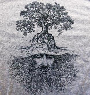 Old Roots Tee