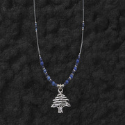 Basswood Lake Cedar Necklace